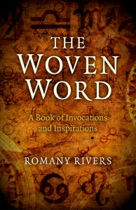 The Woven Word cover