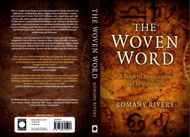 The Woven Word Full Cover